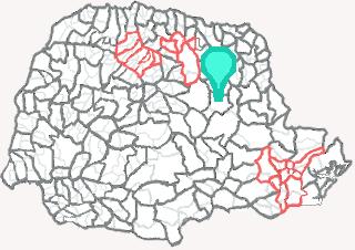 Comarca de Telêmaco Borba - Paraná