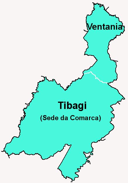 Comarca de Tibagi