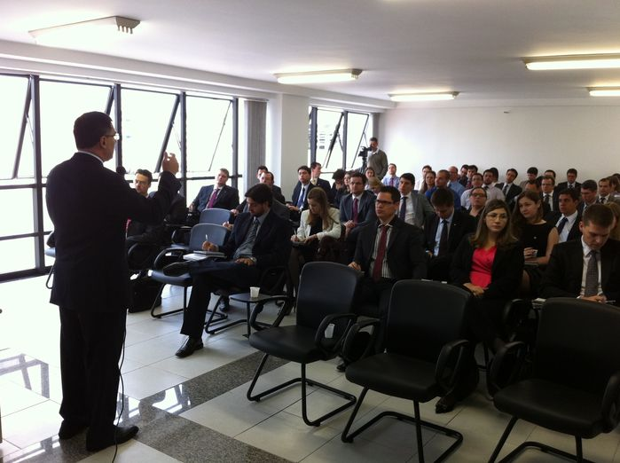 Movimento Paraná sem Corrupção é um dos temas do Curso de Ingresso para novos promotores