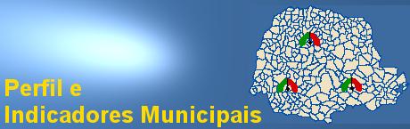 Informações e Indicadores Municipais